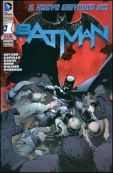 Batman. Vol. 1 - copertina
