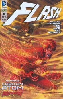 Flash. Vol. 8 - copertina
