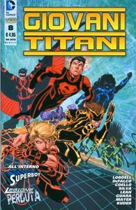 Giovani titani. Vol. 8