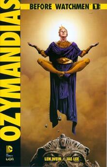 Ozymandias. Before watchmen. Vol. 1 - Len Wein,Jae Lee - copertina