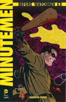 Voluntariadobaleares2014.es Minutemen. Before watchmen. Vol. 2 Image
