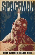 Libro Spaceman Brian Azzarello Eduardo Risso