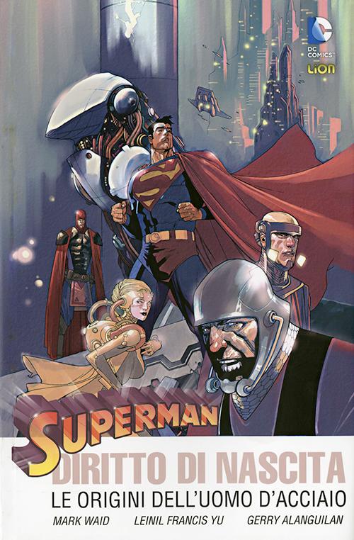 Superman. Diritto di nascita. Vol. 2