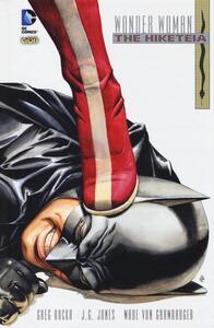 The Hiketeia. Wonder Woman