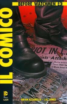 Osteriacasadimare.it Il comico. Before watchmen. Vol. 3 Image