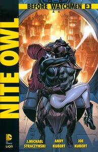 Nite owl. Before Watchmen. Vol. 3