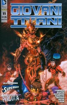 Recuperandoiltempo.it Giovani titani. Vol. 11 Image