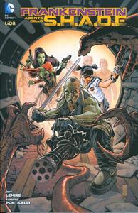 Frankenstein agente dello S.H.A.D.E. Vol. 1
