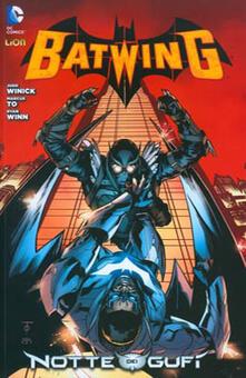 Tegliowinterrun.it Batwing. Vol. 3 Image