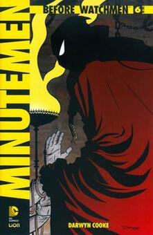 Steamcon.it Minutemen. Before watchmen. Vol. 6 Image