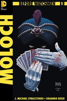 Lpgcsostenible.es Moloch. Before Watchmen. Vol. 1 Image