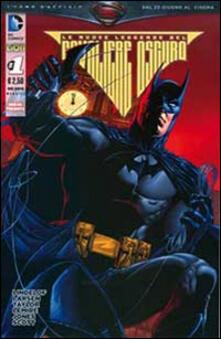 Aboutschuster.de Batman. Le nuove leggende del cavaliere oscuro. Vol. 1 Image