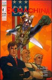 Ex Machina (Vol 1) # 50 Near Mint (NM) DC-Wildstorm MODERN AGE COMICS