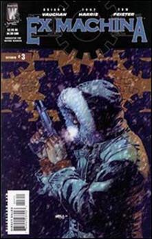Charun.it Ex Machina. Prima serie. Vol. 3 Image