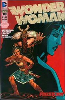 Radiospeed.it Wonder Woman. Vol. 18 Image