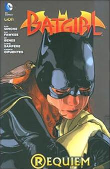 Filippodegasperi.it Batgirl. Variant. Vol. 5 Image