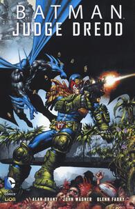 Batman Judge Dredd. Vol. 2