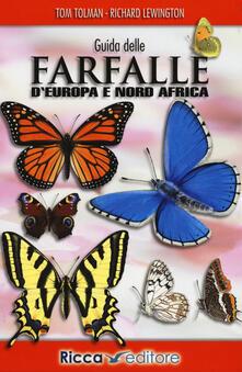 Winniearcher.com Guida delle farfalle d'Europa e Nord Africa Image