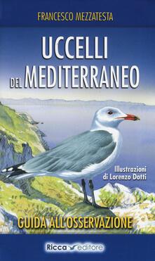 Daddyswing.es Uccelli del Mediterraneo. Guida all'osservazione. Ediz. a colori Image