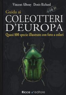 Guida ai coleotteri dEuropa. Ediz. illustrata.pdf