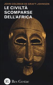 Winniearcher.com Le civiltà scomparse dell'Africa Image