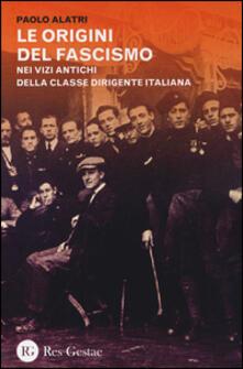 Winniearcher.com Le origini del fascismo. Nei vizi antichi della classe dirigente italiana Image
