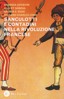 Winniearcher.com Sanculotti e contadini nella rivoluzione francese Image