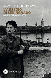 Associazionelabirinto.it L' assedio di Leningrado Image