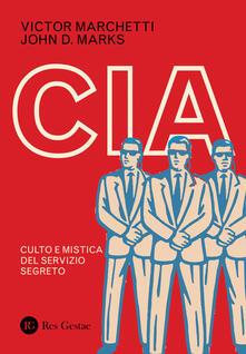 Voluntariadobaleares2014.es CIA. Culto e mistica del servizio segreto Image