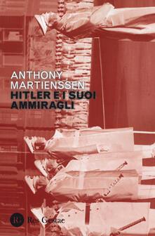 Writersfactory.it Hitler e i suoi ammiragli Image