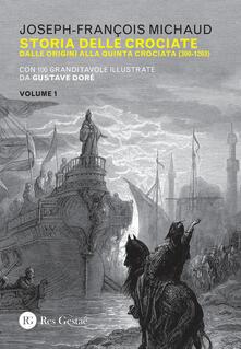 Cefalufilmfestival.it Storia delle crociate. Vol. 1: Dalle origini alla quinta crociata (300-1203). Image