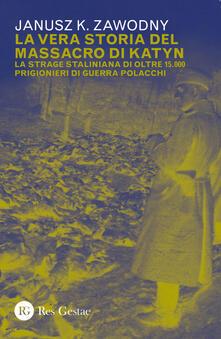 Letterarioprimopiano.it La vera storia del massacro di Katyn. La strage staliniana di oltre 15.000 prigionieri di guerra Image