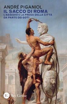 Criticalwinenotav.it Il sacco di Roma. L'assedio e la presa della città da parte dei goti Image