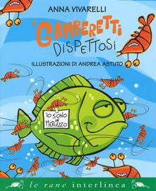Camfeed.it I gamberetti dispettosi. Ediz. a colori Image