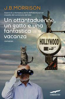 Grandtoureventi.it Un ottantaduenne, un gatto e una fantastica vacanza Image