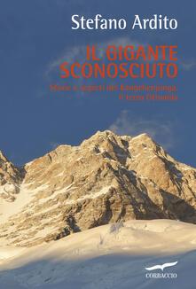 Voluntariadobaleares2014.es Il gigante sconosciuto. Storie e segreti del Kangchenjunga, il terzo Ottomila Image