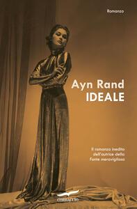 Ideale - Ayn Rand - copertina