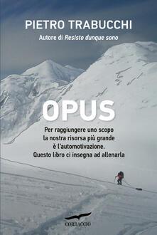Daddyswing.es Opus. Per raggiungere uno scopo la nostra risorsa più grande è l'automotivazione Image