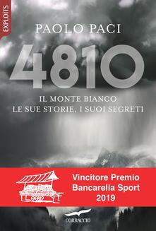 Vitalitart.it 4810. Il Monte Bianco, le sue storie, i suoi segreti Image
