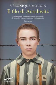Il filo di Auschwitz - Véronique Mougin - copertina