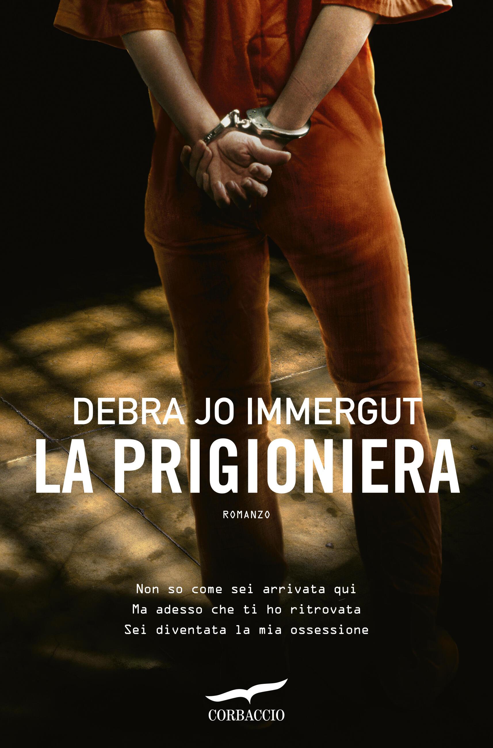 Risultati immagini per Debra Jo Immergut, La prigioniera