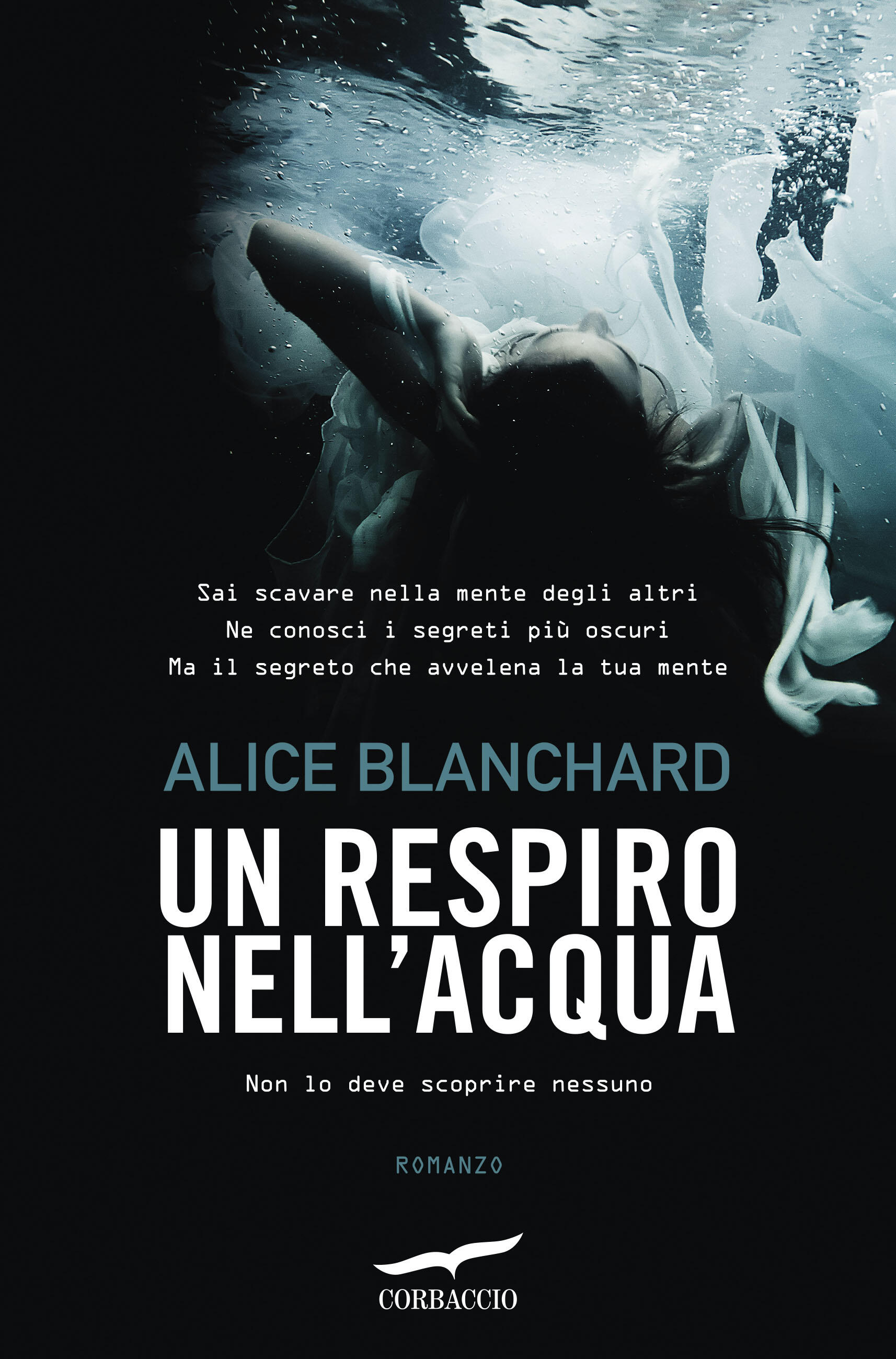 Risultati immagini per Un respiro nell'acqua di Alice Blanchard (Corbaccio Editore)