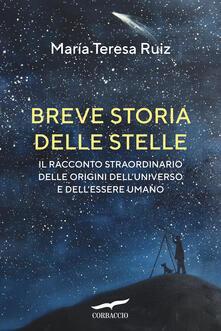Scacciamoli.it Breve storia delle stelle. Il racconto straordinario delle origini dell'universo e dell'essere umano Image