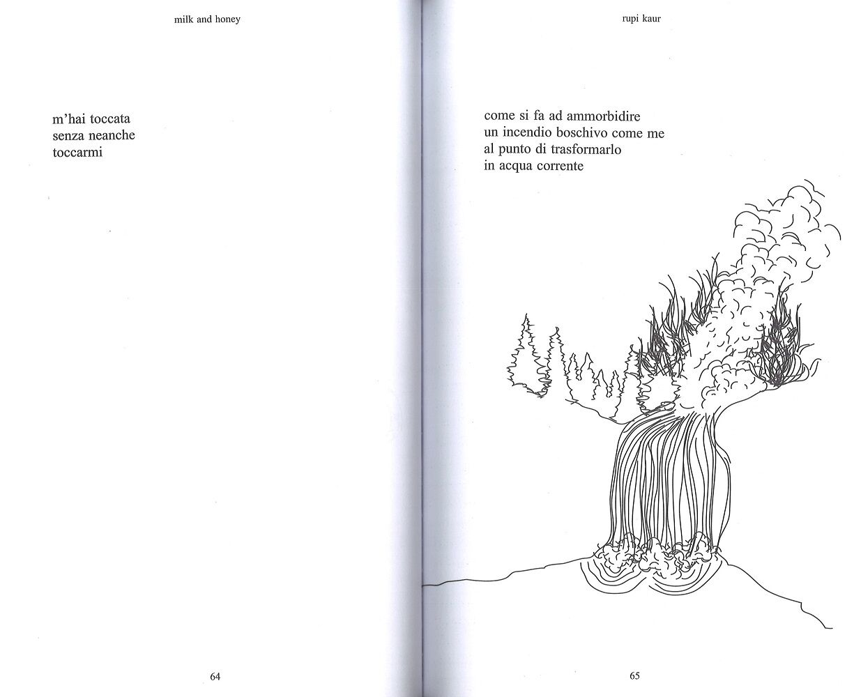 Milk and Honey by Rupi Kaur 2017 Ebook - FAST DELIVERY