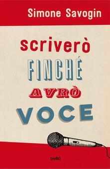 Winniearcher.com Scriverò finché avrò voce Image