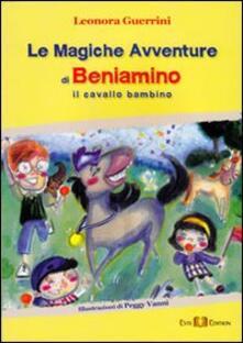 Squillogame.it Le magiche avventure di Beniamino. Il cavallo bambino Image
