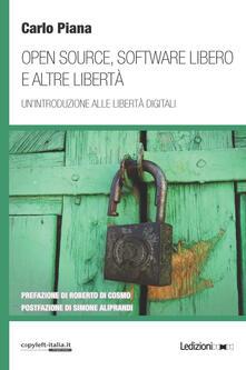 Winniearcher.com Open source, software libero e altre libertà. Un'introduzione alle libertà digitali Image