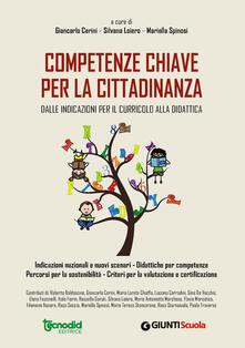 Competenze chiave per la cittadinanza. Dalle indicazioni per il curricolo alla didattica - copertina