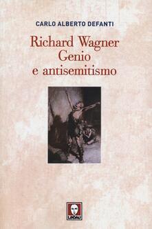 Capturtokyoedition.it Richard Wagner. Genio e antisemitismo Image