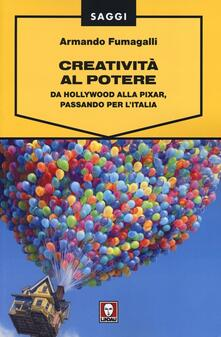 Aboutschuster.de Creatività al potere. Da Hollywood alla Pixar, passando per l'Italia Image